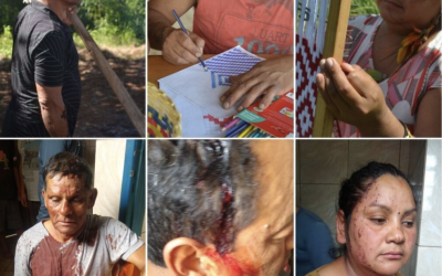 APIB: NOTA DE REPÚDIO CONTRA TODO ATO DE VIOLÊNCIA NA TERRA INDÍGENA SERRINHA – INSTITUTO KAINGÁNG