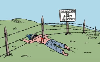 APIB: Basta de arrendar vidas indígenas!