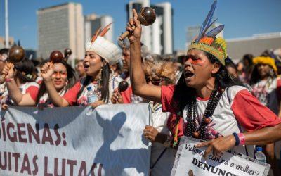 CIMI: No dia da Resistência Indígena, a XXIV Assembleia do Cimi debate sobre os desafios e perspectivas na mobilização dos povos indígenas em defesa da vida